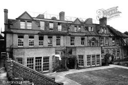 Droitwich Spa, Highfield Hospital c.1950