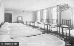 Droitwich Spa, Men's Ward, Highfield Hospital c.1935