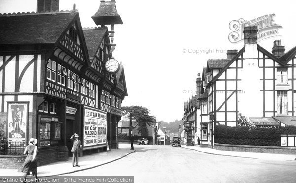 Droitwich Spa, Salters Hall 1931