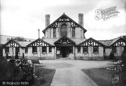 Droitwich Spa, St Andrew's Baths 1904