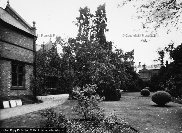 Photo of Droitwich Spa, St John's Hospital c.1950