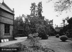 Droitwich Spa, St John's Hospital c.1950