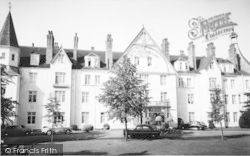 Droitwich Spa, The Worcestershire Hotel c.1960