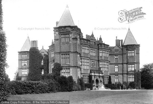 Droitwich Spa Westwood Park 1906 Francis Frith