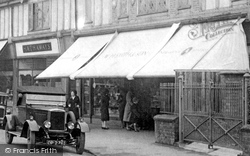 Droitwich Spa, Wh Smith And Son 1931
