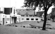 Droitwich Spa, Winter Gardens c1955