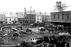Dromore, Market Day 1904