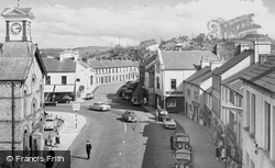 The Square c.1955, Dromore