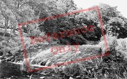 Weir On The Lagan, Banbridge Road c.1955, Dromore