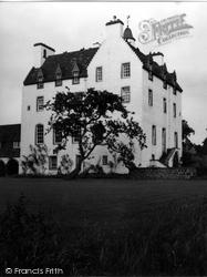 Balmanno Castle 1957, Dron