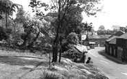Dronfield, Chesterfield Road c1965
