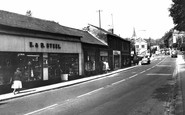 Dronfield, Chesterfield Road c.1965