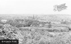 Dronfield, General View c.1965