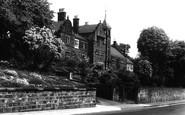 Dronfield, Henry Fanshawe School c1965