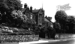 Dronfield, Henry Fanshawe School c.1965