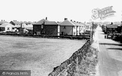 Dronfield, Hill Top c.1965
