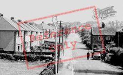 Hill Top c.1965, Dronfield