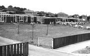 Dronfield, Holmesdale Infants School c1965