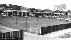 Dronfield, Holmesdale Infants School c.1965