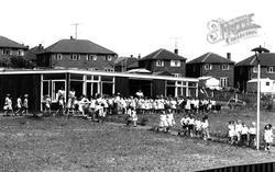Holmesdale Infants School c.1965, Dronfield