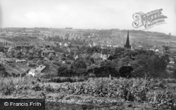 New Estate, From Golf Club c.1965, Dronfield