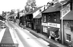 Dronfield, Sheffield Road c.1965