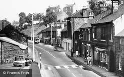 Sheffield Road c.1965, Dronfield