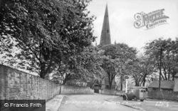St John's Church c.1965, Dronfield