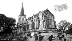 Dronfield, St John's Church c.1965