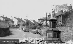War Memorial c.1965, Dronfield