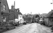 Droxford, High Street c1955