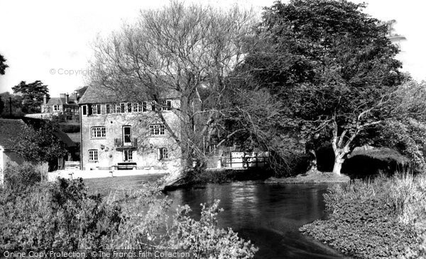 Photo of Droxford, The Mill c.1960