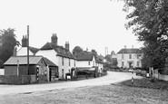 Droxford, the Village c1955