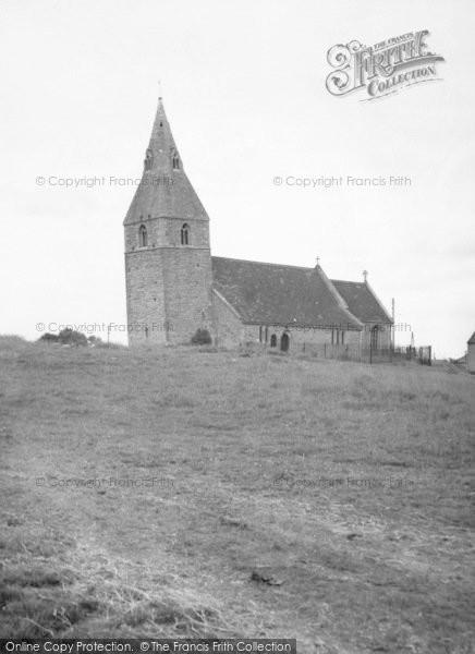 Photo of Dry Doddington, The Church 1963