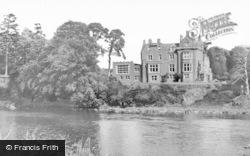 Dryburgh, Dryburgh Abbey Hotel c.1930