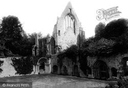 Dryburgh, The Abbey 1897