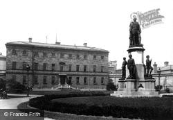 Albert Statue 1897, Dublin
