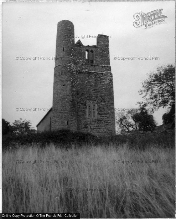 Photo of Dublin, Balrothery Church 1957