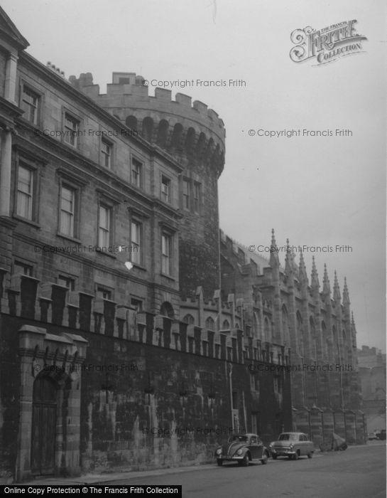 Photo of Dublin, Castle 1957