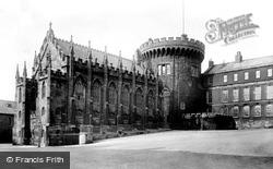 Dublin, Castle, Chapel Royal 1897