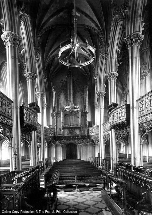 Photo of Dublin, Castle, Chapel Royal 1897
