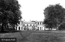 Chief Secretary's Lodge, Phoenix Park 1897, Dublin