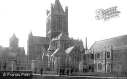 Christchurch Cathedral 1890, Dublin