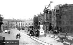 College Green 1897, Dublin