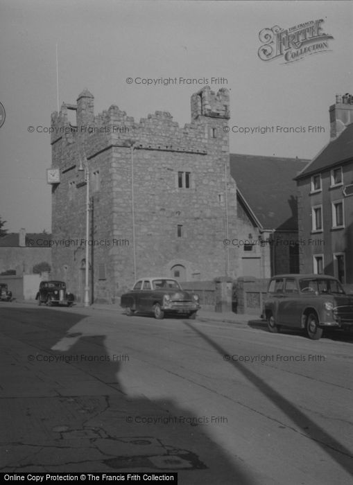 Photo of Dublin, Dalkey Town Hall 1957