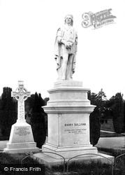 Glasnevin Cemetery, Barry Sullivan's Grave 1897, Dublin