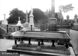 Glasnevin Cemetery, Honest Tom Steele Monument 1897, Dublin