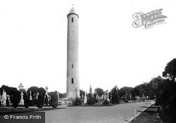 Dublin, Glasnevin Cemetery, O'connell Memorial 1897