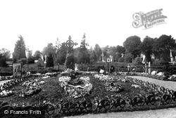 Glasnevin Cemetery, Parnell's Grave 1897, Dublin