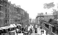 Dublin, Grafton Street 1897